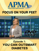Focus On Your Feet DVD cover