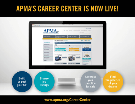 APMA Career Center